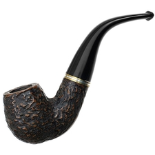 Irish Estates Peterson Kapet Rusticated (230) (Fishtail) (Unsmoked)