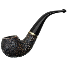 Irish Estates Peterson Kapet Rusticated (03) (Fishtail) (Unsmoked)