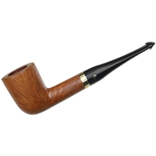 Irish Estates Peterson Straight Grain with 9K Gold Band (120) (P-Lip) (1999) (Unsmoked)