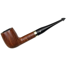 Irish Estates Peterson Straight Grain with 9K Gold Band (6) (P-Lip) (1999)