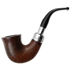 Irish Estates Peterson Smooth Silver Spigot (XL315) (Fishtail) (1989)