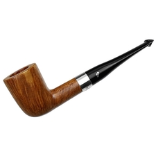 Irish Estates Peterson Straight Grain Dublin with Silver (120) (P-Lip) (Unsmoked)