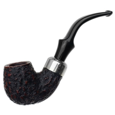 Irish Estates Peterson System Standard Rusticated (317) (Fishtail) (Unsmoked)