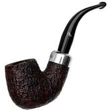 Irish Estates Peterson Sandblasted Spigot (X220) (Fishtail) (2017) (Replacement Stem) (Unsmoked)