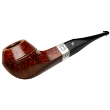 Irish Estates Peterson Sherlock Holmes Hudson Smooth (Fishtail) (9mm) (Unsmoked)
