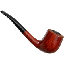 German Estates Hans Gunter Noske Smooth Bent Billiard (Unsmoked)