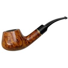 German Estates Oxford Smooth Bent Pot (212) (9mm) (Unsmoked)