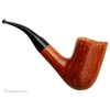 Italian Estates Savinelli Autograph Smooth Freehand Bent Billiard (8) (6mm)