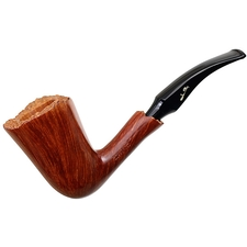 Italian Estates Savinelli Autograph Smooth Bent Dublin (0) (6mm) (Unsmoked)