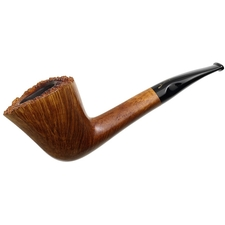 Italian Estates Savinelli Autograph Smooth Bent Dublin (6) (6mm)