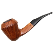Italian Estates Savinelli Autograph Smooth Bent Bulldog (0)
