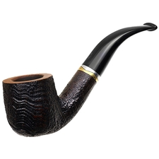 Italian Estates Savinelli Onda Sandblasted (622 KS) (6mm)