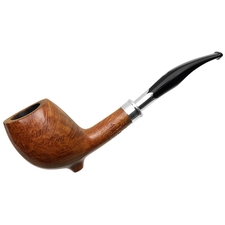 Italian Estates Ardor Giove Cutty with Silver Spigot (Pipes & Tobaccos Magazine) (169) (Dorelio Rovera) (2001)