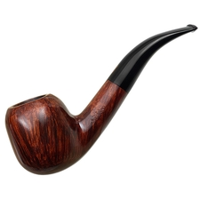 Italian Estates Savinelli Linea Artisan Smooth Bent Apple (6mm)