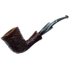 Italian Estates Radice Retro Sandblasted Bent Dublin (T/B) (Oil Cured) (2007) (Unsmoked)