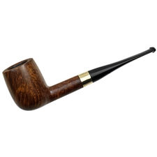 Italian Estates Savinelli De Luxe Milano Smooth (111 KS) (Replacement Stem) (Aftermarket Band)