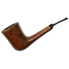 Italian Estates Savinelli Autograph Partially Sandblasted Bent Dublin (5)