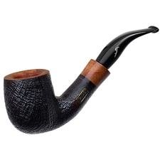 Italian Estates Savinelli Collection 2011 Sandblasted (6mm) (Unsmoked)