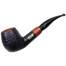 Italian Estates Savinelli Collection 2000 Sandblasted (6mm) (Unsmoked)