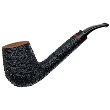 Italian Estates Claudio Cavicchi Rusticated Bent Billiard (Unsmoked)