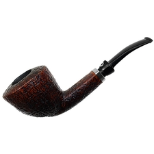 Italian Estates Il Ceppo Sandblasted Bent Dublin with Silver (1)