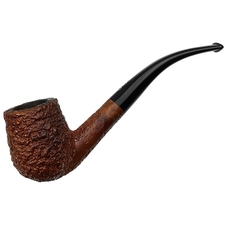 Italian Estates Don Carlos Rusticated Bent Billiard (Two Note)