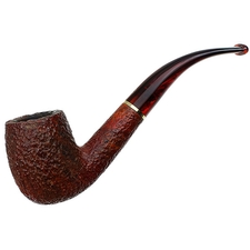 Italian Estates Savinelli La Pipa Bent Billiard (6mm) (2007)