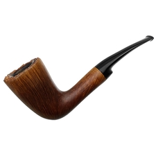 Italian Estates Savinelli Autograph Smooth Bent Dublin with Plateau (6)