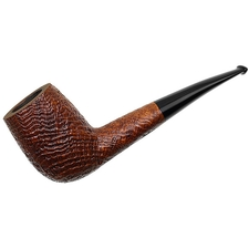 Italian Estates Ser Jacopo Sandblasted Bent Billiard (S2) (Maxima)