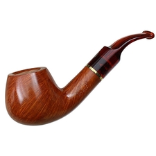 Italian Estates Savinelli Orient Smooth (644 KS) (6mm) (Unsmoked)