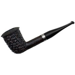 Italian Estates Savinelli Achille's Favorite Rusticated (III) (AS 218) (6mm)