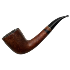 Italian Estates Mauro Armellini 'Straight Grain' Bent Dublin with Plateau