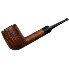 Italian Estates Ardor Mercurio Smooth Billiard (Damiano Rovera) (Extra Briar Stem) (2004)