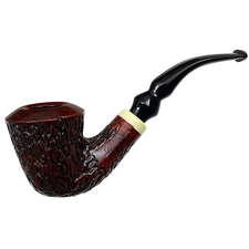 Italian Estates La Rocca Vita Rusticated Bent Dublin (Unsmoked)