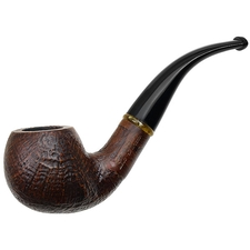 Italian Estates La Rocca Lino Sandblasted Bent Apple (Unsmoked)