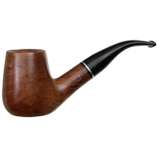 Italian Estates Crown Natural Smooth Bent Billiard (Unsmoked)
