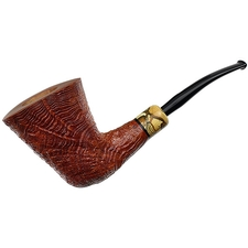 Italian Estates Castello Old Antiquari Preziosa Bent Dublin with Kimberlite (C) (Unsmoked)