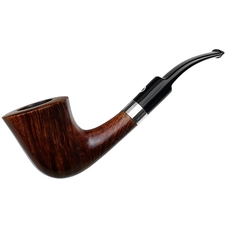 Italian Estates Il Ceppo Smooth Bent Dublin with Silver (4)