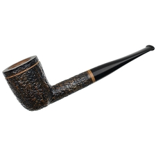 Italian Estates Savinelli Giotto Rusticated Dublin (for Lonestar Tobacco) (6mm) (Unsmoked)