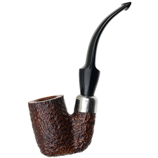 Italian Estates Savinelli Dry System Rusticated (2604) (6mm) (Unsmoked)
