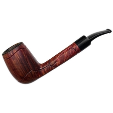 Italian Estates Savinelli Tobacco Grain Bent Billiard (6mm)