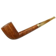 Italian Estates Becker Smooth Dublin with Gold Band (Two Heart) (1983-1995) (Unsmoked)