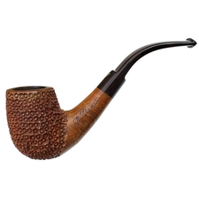 Italian Estates Luigi Viprati Naturale Rusticated Bent Billiard