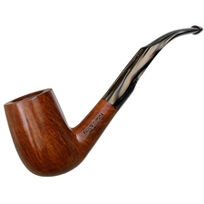 Italian Estates Paul's Cayuga Royal Vintage Smooth Bent Billiard (78)