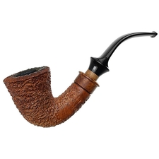 Italian Estates Ser Jacopo Rusticated Bent Dublin with Delecta Mount (Maxima) (R2)