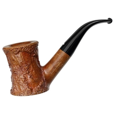Italian Estates Caminetto Carved Cherrywood (7.11) (Unsmoked)