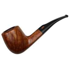 Italian Estates Savinelli Linea Artisan Smooth Bent Billiard (6mm)