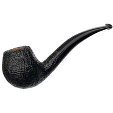 Italian Estates Luciano Sandblasted Bent Apple (53) (S) (Gr2) (Unsmoked)