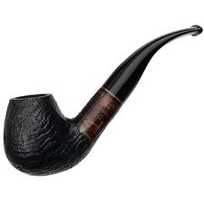 Italian Estates Torino Sandblasted Bent Brandy (by Ascorti) (Unsmoked)