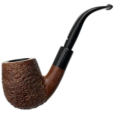 Italian Estates Caminetto Rusticated Bent Billiard (8.L.09) (1991)
